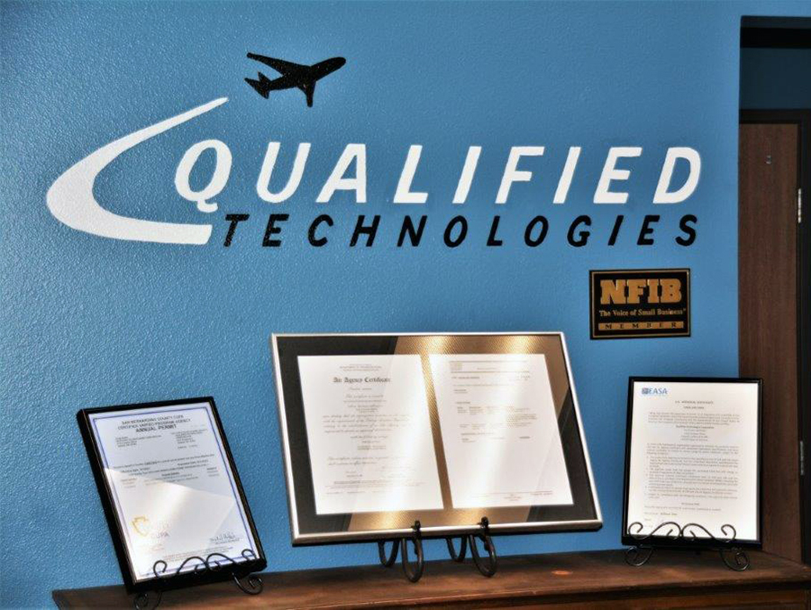Qualified Technologies Certifications